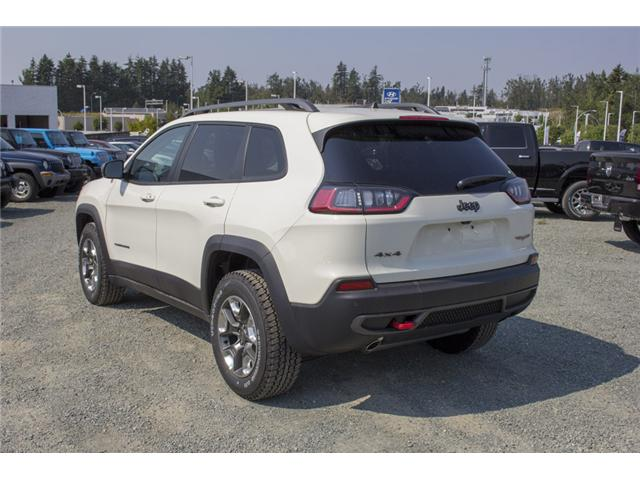 2019 Jeep Cherokee Trailhawk (Stk: K277487) in Abbotsford - Image 5 of 25