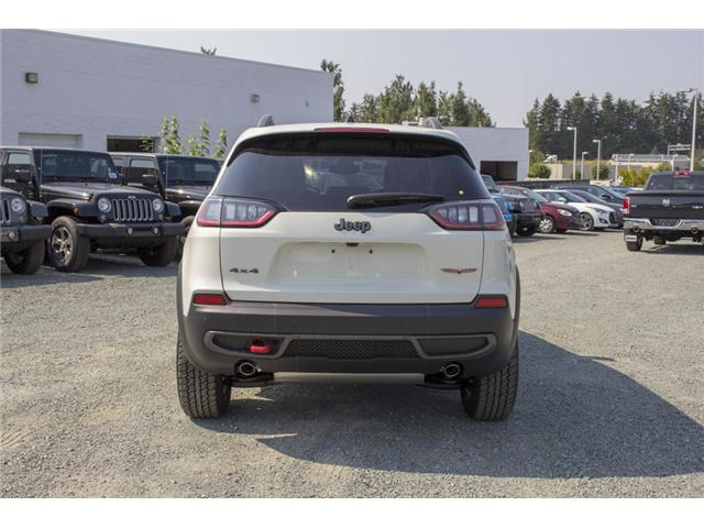2019 Jeep Cherokee Trailhawk (Stk: K277487) in Abbotsford - Image 6 of 25