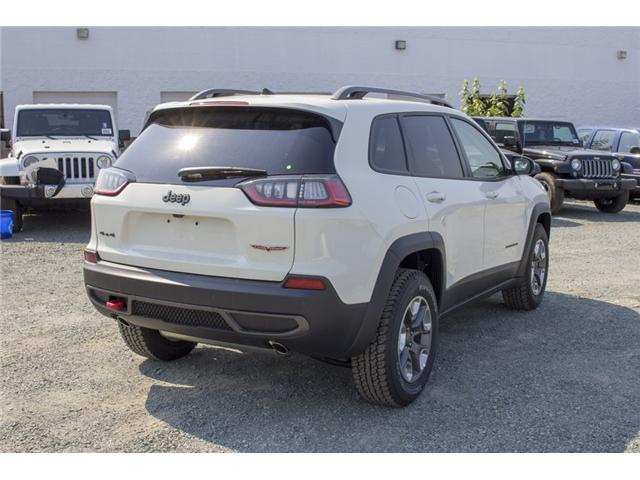 2019 Jeep Cherokee Trailhawk (Stk: K277487) in Abbotsford - Image 7 of 25