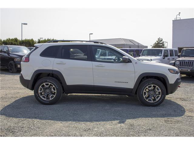 2019 Jeep Cherokee Trailhawk (Stk: K277487) in Abbotsford - Image 8 of 25