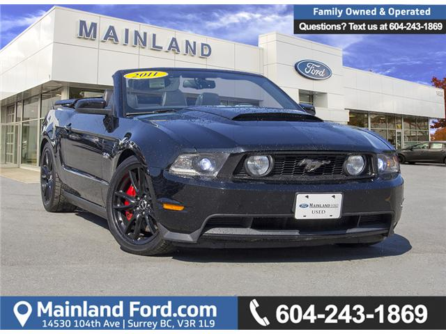 2011 Ford Mustang GT (Stk: 8F10746A) in Surrey - Image 1 of 29