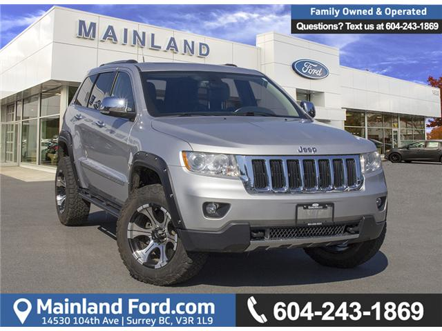 2011 Jeep Grand Cherokee Limited (Stk: 8F17987A) in Surrey - Image 1 of 21