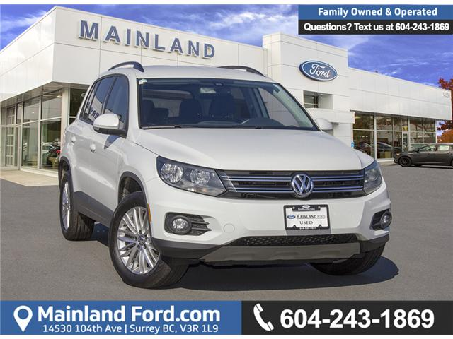 2016 Volkswagen Tiguan Special Edition (Stk: P8535A) in Surrey - Image 1 of 27