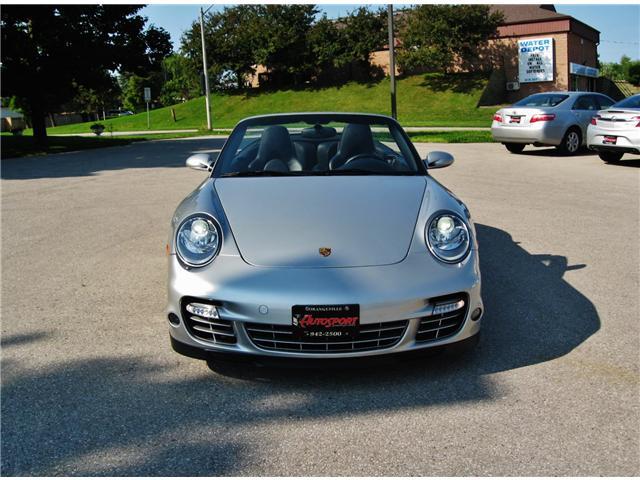 2008 Porsche 911 Turbo (Stk: 1406) in Orangeville - Image 14 of 21