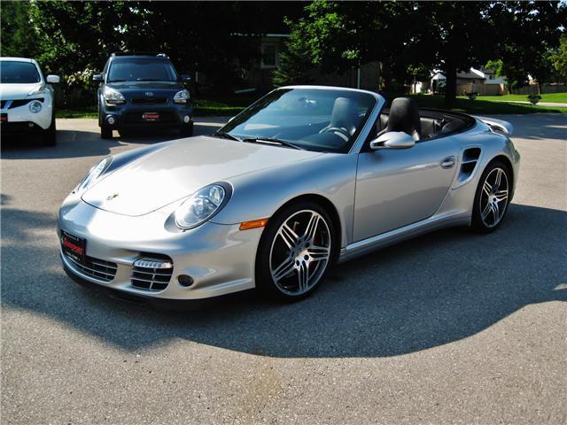 2008 Porsche 911 Turbo (Stk: 1406) in Orangeville - Image 3 of 21