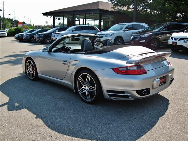2008 Porsche 911 Turbo (Stk: 1406) in Orangeville - Image 7 of 21