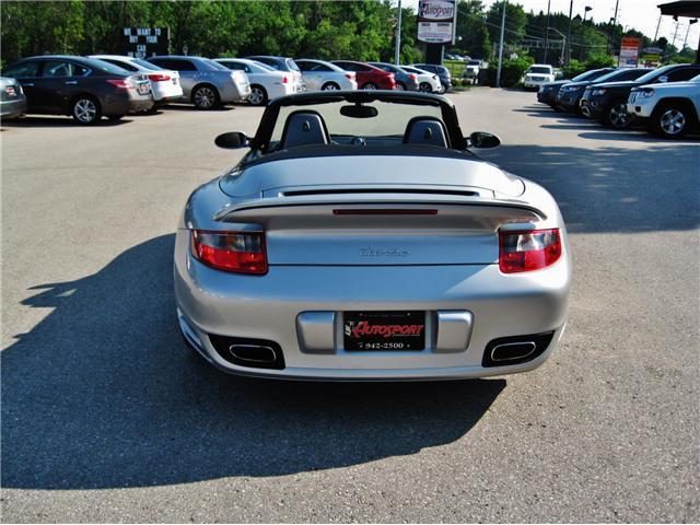 2008 Porsche 911 Turbo (Stk: 1406) in Orangeville - Image 9 of 21