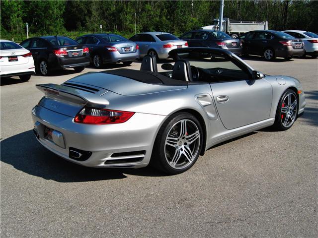 2008 Porsche 911 Turbo (Stk: 1406) in Orangeville - Image 11 of 21