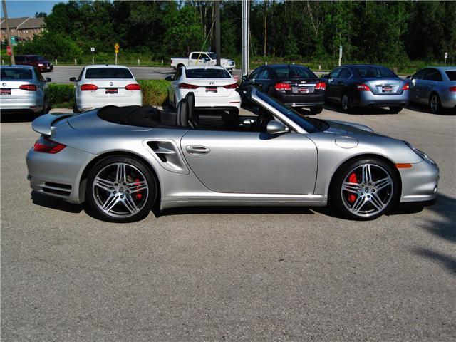 2008 Porsche 911 Turbo (Stk: 1406) in Orangeville - Image 12 of 21