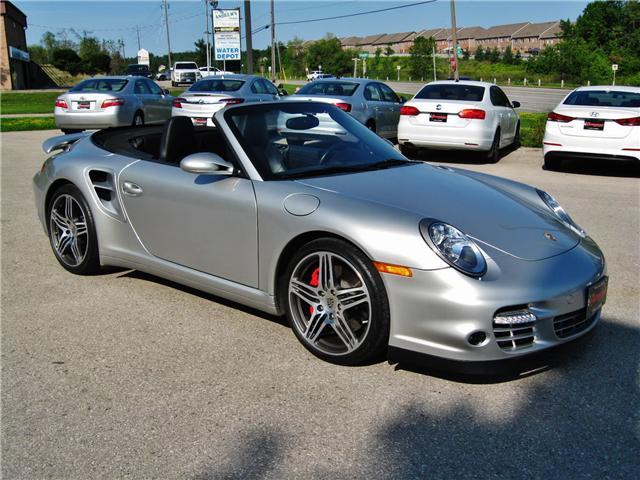 2008 Porsche 911 Turbo (Stk: 1406) in Orangeville - Image 13 of 21