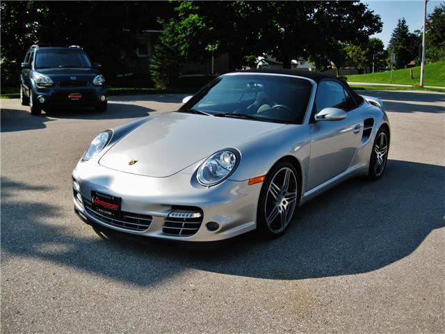 2008 Porsche 911 Turbo (Stk: 1406) in Orangeville - Image 2 of 21