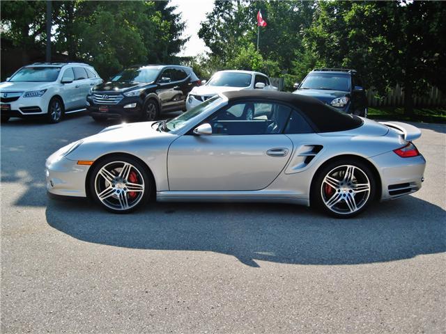 2008 Porsche 911 Turbo (Stk: 1406) in Orangeville - Image 4 of 21
