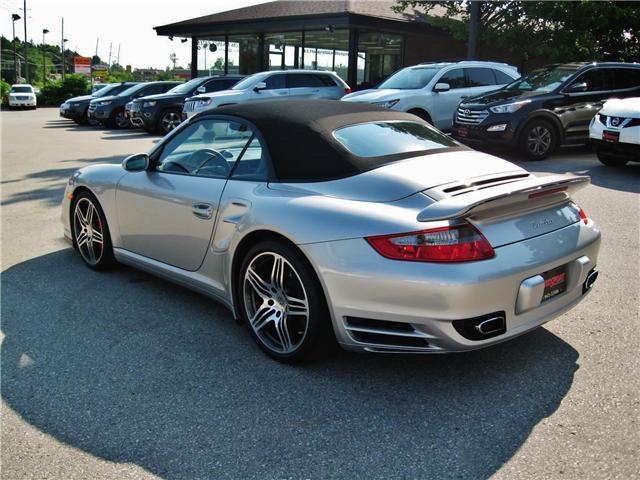 2008 Porsche 911 Turbo (Stk: 1406) in Orangeville - Image 6 of 21