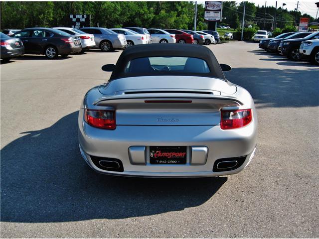 2008 Porsche 911 Turbo (Stk: 1406) in Orangeville - Image 8 of 21