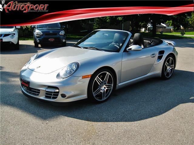 2008 Porsche 911 Turbo (Stk: 1406) in Orangeville - Image 1 of 21