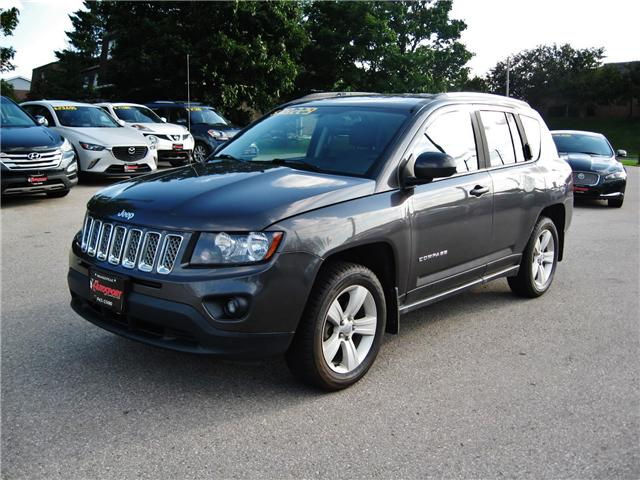 2014 Jeep Compass Sport/North (Stk: 1403) in Orangeville - Image 2 of 15