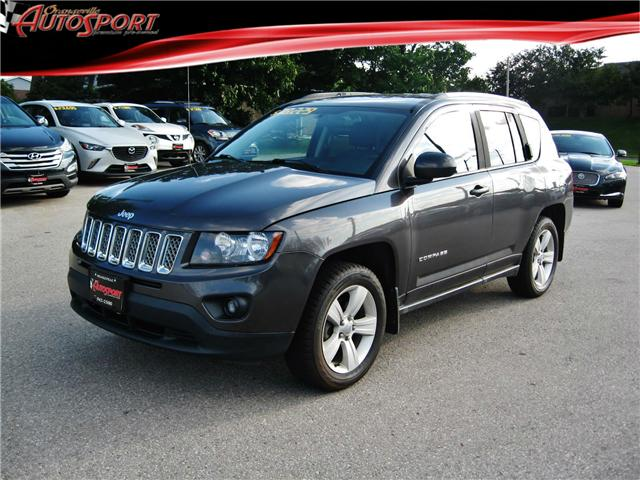 2014 Jeep Compass Sport/North (Stk: 1403) in Orangeville - Image 1 of 15