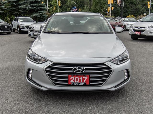 2017 Hyundai Elantra GL (Stk: R85173A) in Ottawa - Image 2 of 12