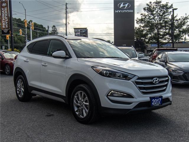 2017 Hyundai Tucson Premium (Stk: P3166) in Ottawa - Image 1 of 12