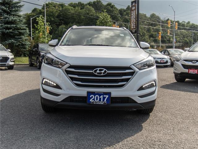2017 Hyundai Tucson Premium (Stk: P3166) in Ottawa - Image 2 of 12