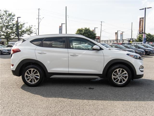 2017 Hyundai Tucson Premium (Stk: P3166) in Ottawa - Image 3 of 12