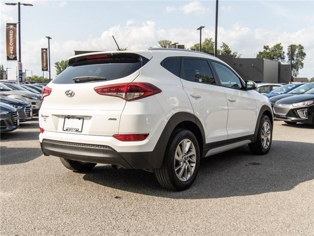 2017 Hyundai Tucson Premium (Stk: P3166) in Ottawa - Image 4 of 12
