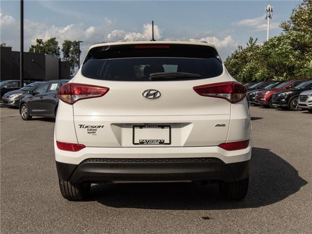 2017 Hyundai Tucson Premium (Stk: P3166) in Ottawa - Image 5 of 12