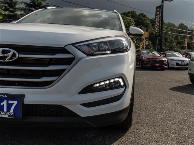 2017 Hyundai Tucson Premium (Stk: P3166) in Ottawa - Image 6 of 12