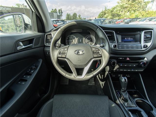 2017 Hyundai Tucson Premium (Stk: P3166) in Ottawa - Image 9 of 12