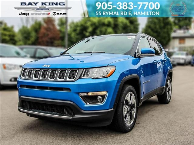 2018 Jeep Compass Limited (Stk: 187704) in Hamilton - Image 1 of 19