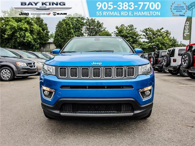 2018 Jeep Compass Limited (Stk: 187704) in Hamilton - Image 2 of 19