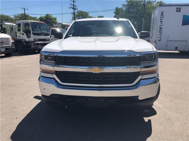 2016 Chevrolet Silverado 1500 New 2018 Chevrolet 1500 Silverado 4x4 DBL Cab (Stk: PU85396) in Toronto - Image 2 of 16