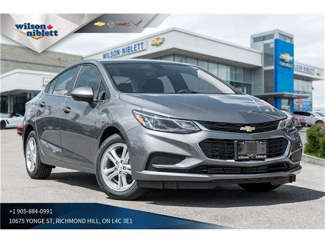 2018 Chevrolet Cruze LT Auto (Stk: 218465) in Richmond Hill - Image 1 of 20