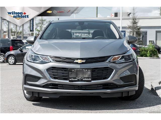 2018 Chevrolet Cruze LT Auto (Stk: 218465) in Richmond Hill - Image 2 of 20