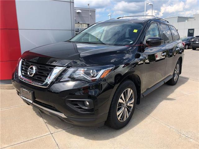 2018 Nissan Pathfinder SV Tech (Stk: PF18017) in St. Catharines - Image 1 of 5