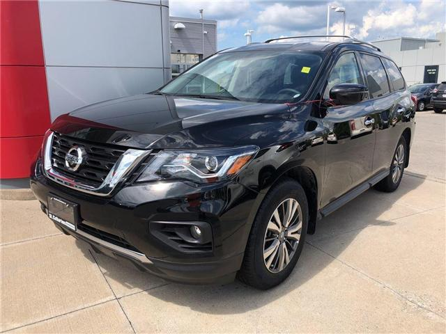 2018 Nissan Pathfinder SV Tech (Stk: PF18017) in St. Catharines - Image 2 of 5
