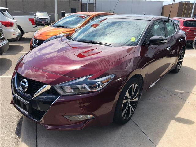 2018 Nissan Maxima SL (Stk: MX18009) in St. Catharines - Image 1 of 5