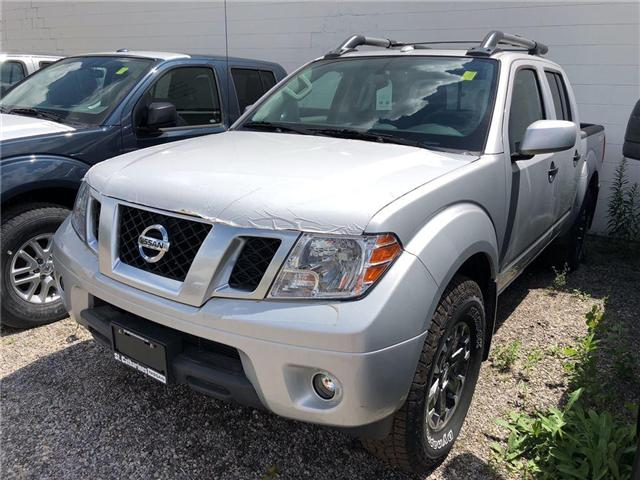 2018 Nissan Frontier PRO-4X (Stk: FR18025) in St. Catharines - Image 1 of 5