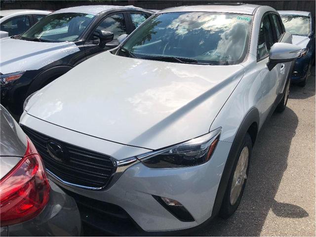 2019 Mazda CX-3 GS (Stk: 19-025) in Richmond Hill - Image 1 of 5