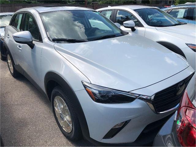 2019 Mazda CX-3 GS (Stk: 19-025) in Richmond Hill - Image 2 of 5