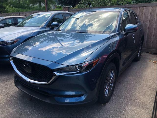 2018 Mazda CX-5 GX (Stk: 18-509) in Richmond Hill - Image 1 of 5