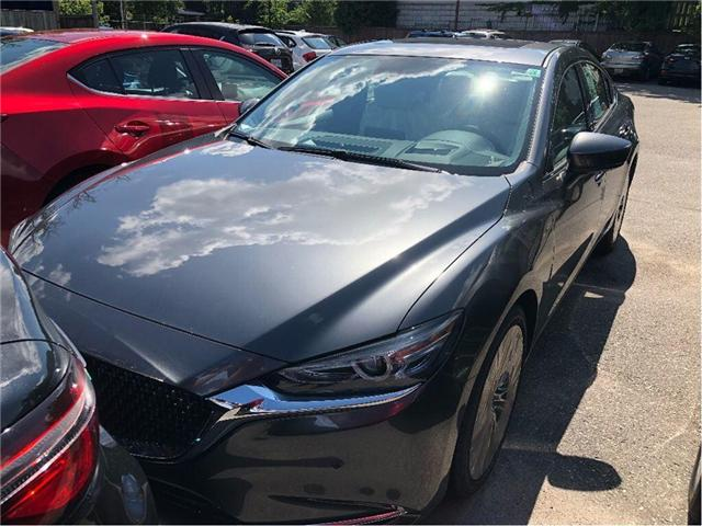 2018 Mazda MAZDA6 Signature (Stk: 18-601) in Richmond Hill - Image 1 of 5