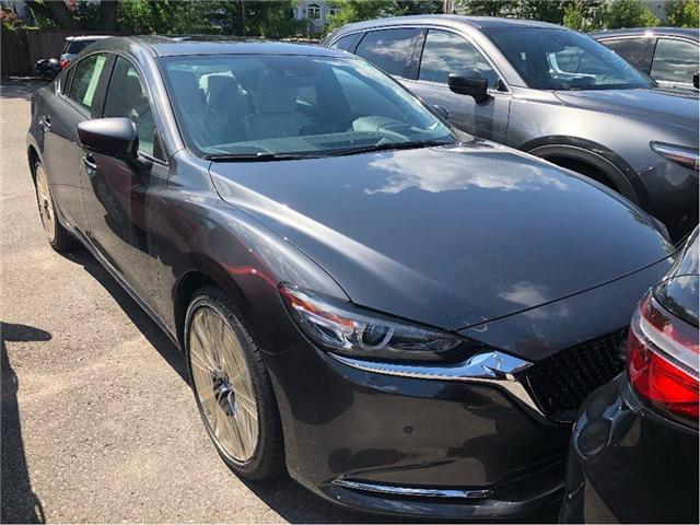 2018 Mazda MAZDA6 Signature (Stk: 18-601) in Richmond Hill - Image 2 of 5