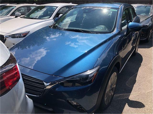 2019 Mazda CX-3 GT (Stk: 19-038) in Richmond Hill - Image 1 of 5