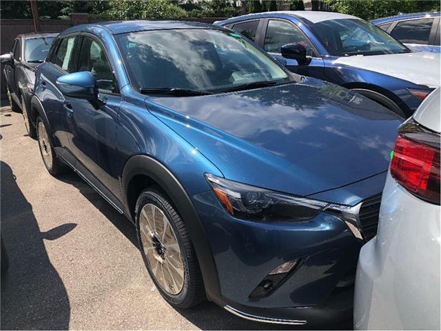 2019 Mazda CX-3 GT (Stk: 19-038) in Richmond Hill - Image 2 of 5