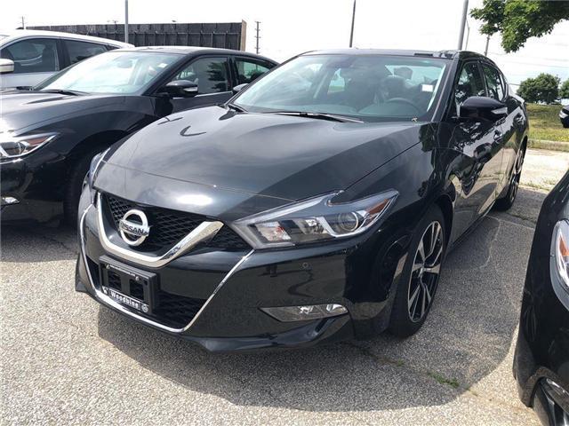 2018 Nissan Maxima Platinum (Stk: MA4-18) in Etobicoke - Image 1 of 5
