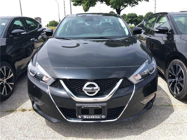 2018 Nissan Maxima Platinum (Stk: MA4-18) in Etobicoke - Image 2 of 5