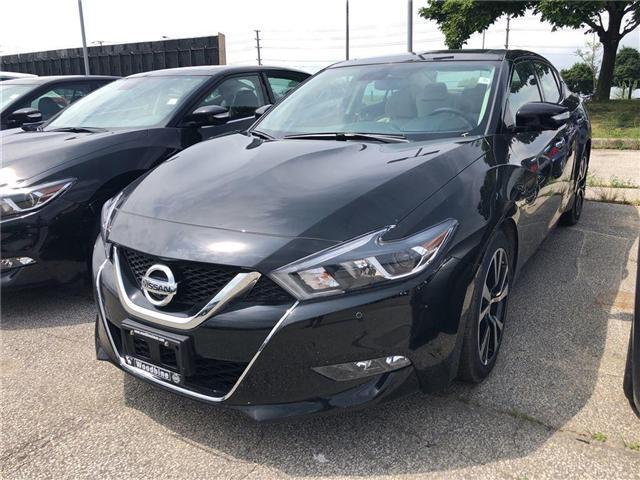 2018 Nissan Maxima Platinum (Stk: MA9-18) in Etobicoke - Image 1 of 5