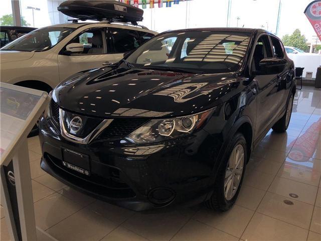 2018 Nissan Qashqai S (Stk: QA21-18) in Etobicoke - Image 1 of 5