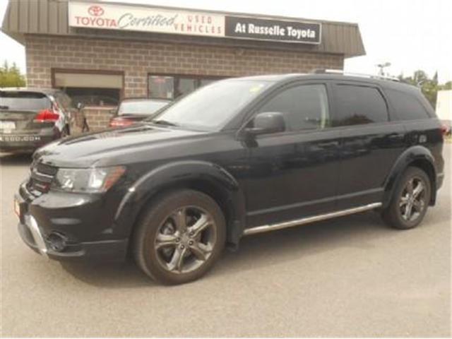 2016 Dodge Journey Crossroad (Stk: 184891) in Peterborough - Image 1 of 11